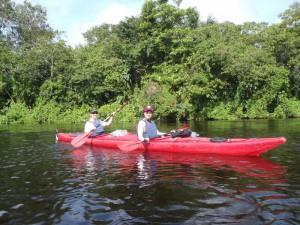 Im Kayak